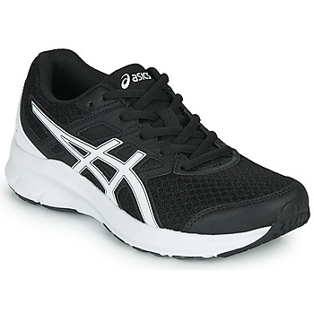 kengät Naiset Juoksukengät / Trail-kengät Asics JOLT 3 Musta / Valkoinen