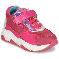 kengät Tytöt Korkeavartiset tennarit Agatha Ruiz de la Prada BRAZIL Vaaleanpunainen