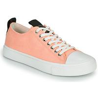 kengät Naiset Matalavartiset tennarit Guess EDERLA Vaaleanpunainen