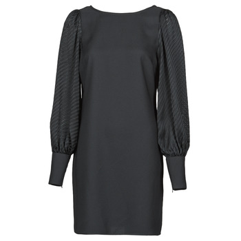 vaatteet Naiset Lyhyt mekko Naf Naf  Musta