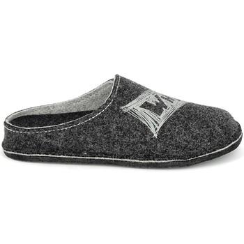kengät Miehet Tossut Fargeot Salazar Antracite Harmaa
