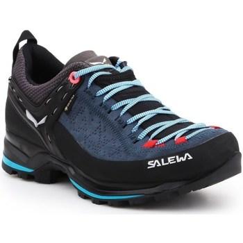kengät Naiset Matalavartiset tennarit Salewa WS Mtn Trainer 2 Gtx Mustat,Tummansininen