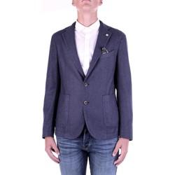 vaatteet Miehet Takit / Bleiserit Manuel Ritz 2932G2728TW-203507 Blu