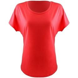 vaatteet Naiset Lyhythihainen t-paita Next Level NX1560 Red