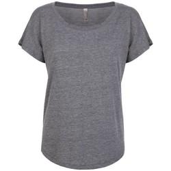 vaatteet Naiset Lyhythihainen t-paita Next Level NX6760 Premium Heather