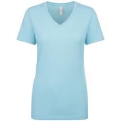 vaatteet Naiset Lyhythihainen t-paita Next Level NX1540 Cancun
