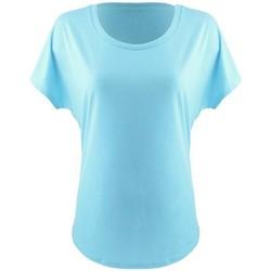 vaatteet Naiset Lyhythihainen t-paita Next Level NX1560 Cancun