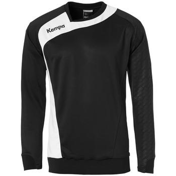 vaatteet Miehet Svetari Kempa Training top  Peak noir/blanc