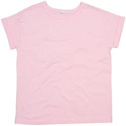 vaatteet Naiset Lyhythihainen t-paita Mantis M193 Soft Pink