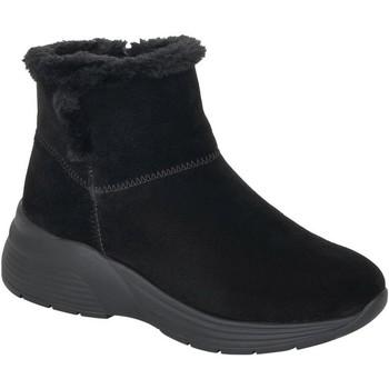 kengät Naiset Nilkkurit Remonte Dorndorf Desi Schwarz Nero Musta