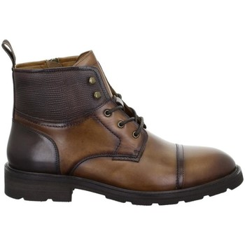 kengät Miehet Bootsit Salamander Modena Tan Brown Ruskea