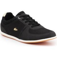 kengät Naiset Matalavartiset tennarit Lacoste Rey Sport 119 2 CFA 7-37CFA00401V7 black