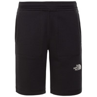 vaatteet Pojat Shortsit / Bermuda-shortsit The North Face FLEECE SHORT Musta