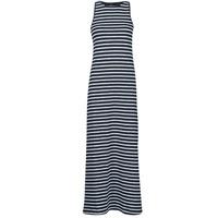 vaatteet Naiset Pitkä mekko Superdry JERSEY MAXI DRESS Sininen