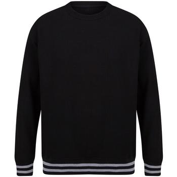 vaatteet Svetari Front Row FR840 Black/Heather Grey