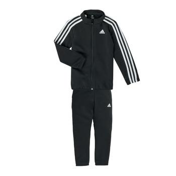 vaatteet Pojat Verryttelypuvut adidas Performance B FT TS Musta