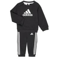 vaatteet Lapset Kokonaisuus adidas Performance BOS JOG FT Musta