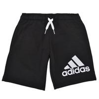 vaatteet Pojat Shortsit / Bermuda-shortsit adidas Performance B BL SHO Musta