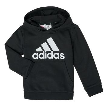 vaatteet Pojat Svetari adidas Performance B BL HD Musta