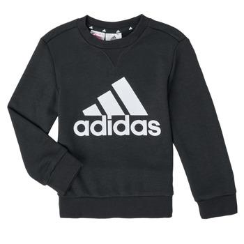 vaatteet Pojat Svetari adidas Performance B BL SWT Musta