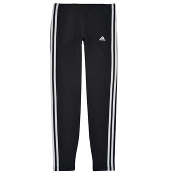 vaatteet Tytöt Legginsit adidas Performance G 3S LEG Musta