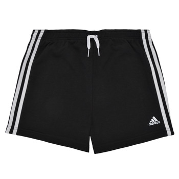 vaatteet Tytöt Shortsit / Bermuda-shortsit adidas Performance G 3S SHO Musta