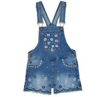 vaatteet Tytöt Jumpsuits / Haalarit Desigual 21SGDD04-5053 Sininen