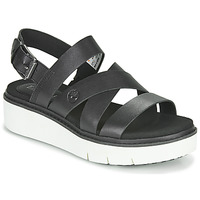 kengät Naiset Sandaalit ja avokkaat Timberland SAFARI DAWN FRONT STRAP Musta