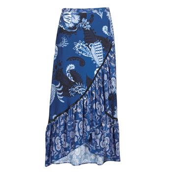 vaatteet Naiset Hame Desigual NEREA Sininen