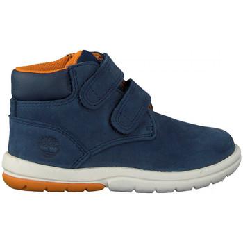 kengät Lapset Saappaat Timberland Toddletracks hl boot Sininen