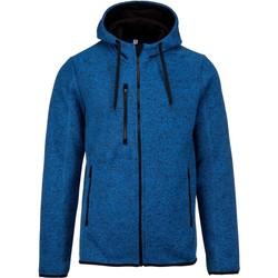 vaatteet Miehet Svetari Proact PA365 Light Royal Blue Melange
