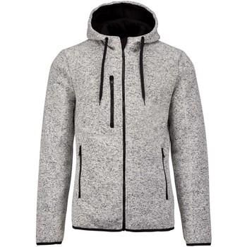 vaatteet Miehet Svetari Proact PA365 Light Grey Melange