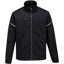 vaatteet Miehet Ulkoilutakki Portwest PW365 Black