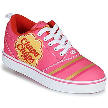 kengät Tytöt Rullakengät Heelys CHUPA CHUPS PRO 20 Pink / White