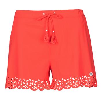 vaatteet Naiset Shortsit / Bermuda-shortsit Banana Moon MEOW Punainen