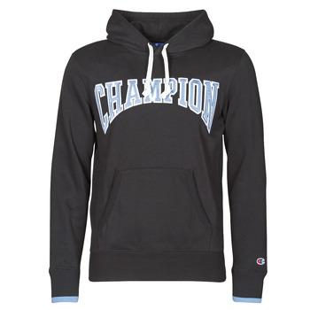 vaatteet Miehet Svetari Champion 215747 Musta / Sininen