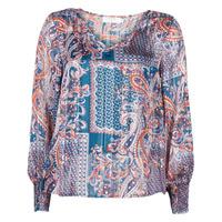 vaatteet Naiset Topit / Puserot Cream SHEENA BLOUSE Blue