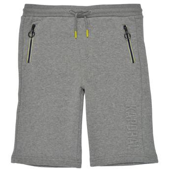 vaatteet Pojat Shortsit / Bermuda-shortsit Kaporal MATYS Harmaa