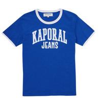 vaatteet Pojat Lyhythihainen t-paita Kaporal METRO Sininen