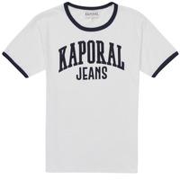 vaatteet Pojat Lyhythihainen t-paita Kaporal METRO Valkoinen