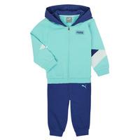vaatteet Pojat Kokonaisuus Puma BB MINICATS REBEL Sininen