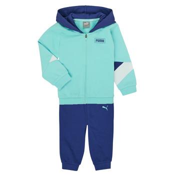 vaatteet Pojat Kokonaisuus Puma BB MINICATS REBEL Blue
