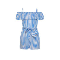 vaatteet Tytöt Jumpsuits / Haalarit Pepe jeans LILI Sininen