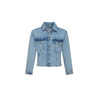 vaatteet Tytöt Farkkutakki Pepe jeans NICOLE JACKET Sininen