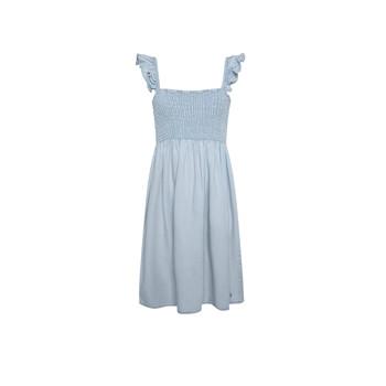 vaatteet Tytöt Lyhyt mekko Pepe jeans MARIA DRESS Sininen
