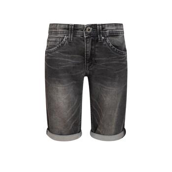 vaatteet Pojat Shortsit / Bermuda-shortsit Pepe jeans CASHED SHORT Harmaa
