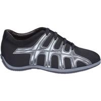 kengät Naiset Tennarit Hogan Sneakers Tessuto Nero