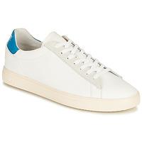 kengät Matalavartiset tennarit Clae BRADLEY CALIFORNIA Valkoinen / Sininen