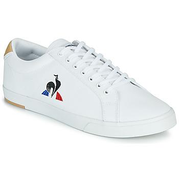 kengät Miehet Matalavartiset tennarit Le Coq Sportif VERDON II White / Brown