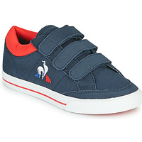 kengät Lapset Matalavartiset tennarit Le Coq Sportif VERDON SPORT PS Blue / Red